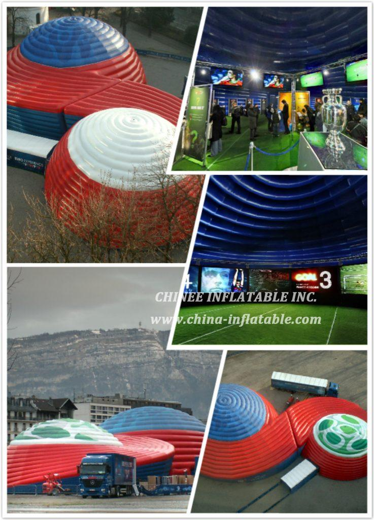 Euro Experience Tour - Chinee Inflatable Inc.