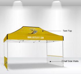 F2-7 10×15 2 Half Side Walls Folding Tent/Advertising Tent