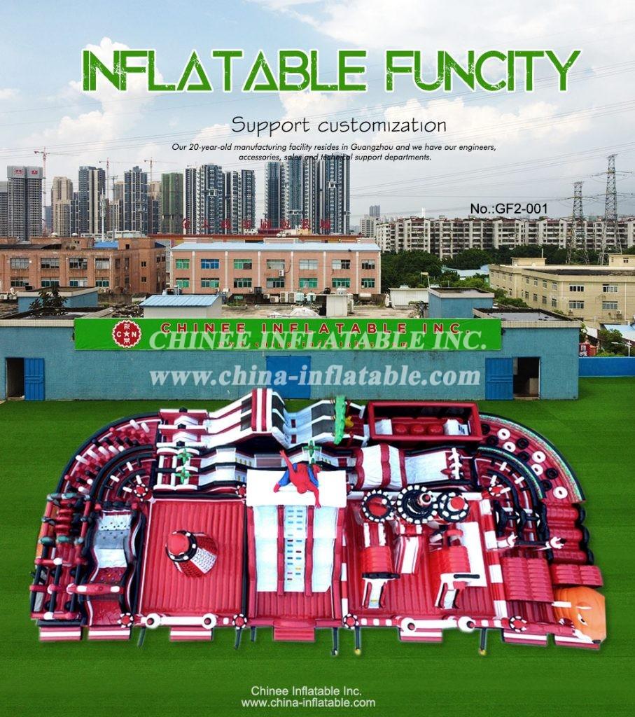 GF2-001 - Chinee Inflatable Inc.