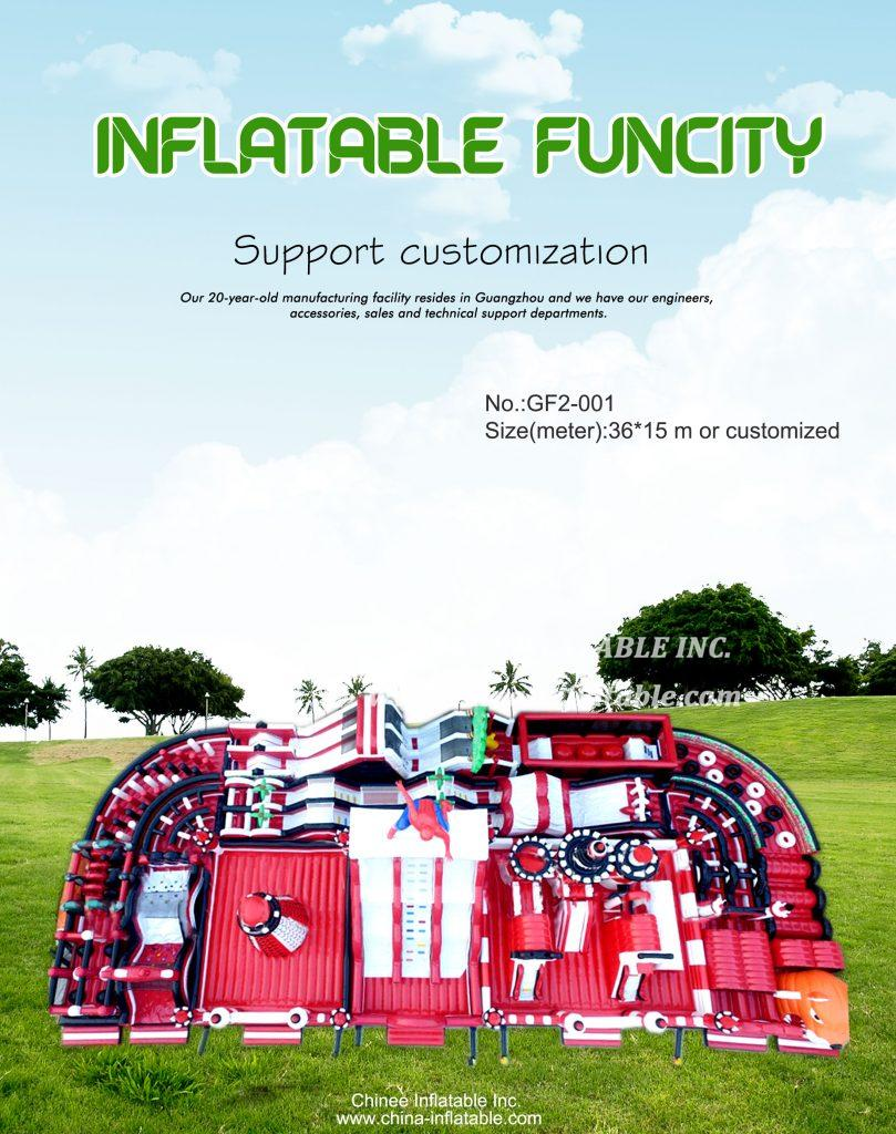 GF2-001 - Chinee Inflatable Inc.