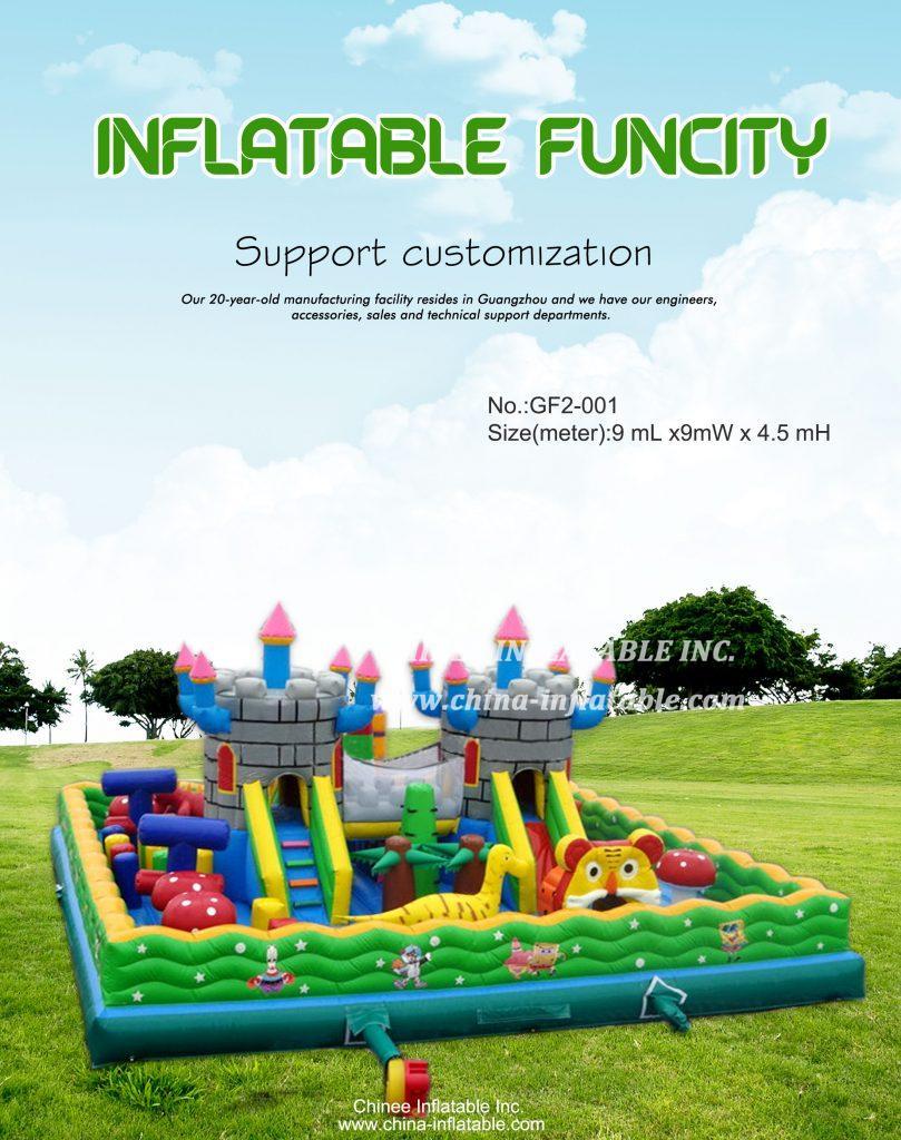 GF2-002 - Chinee Inflatable Inc.