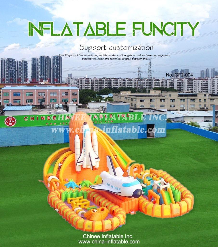 GF2-004 - Chinee Inflatable Inc.