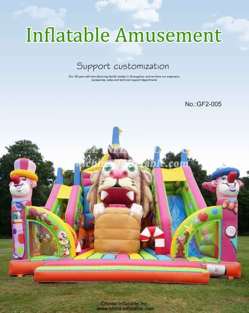 GF2-005 - Chinee Inflatable Inc.