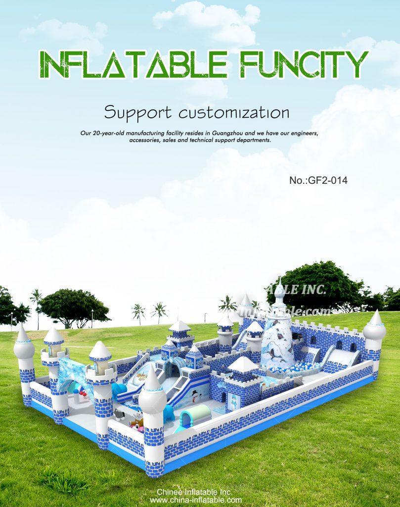 GF2-014 - Chinee Inflatable Inc.
