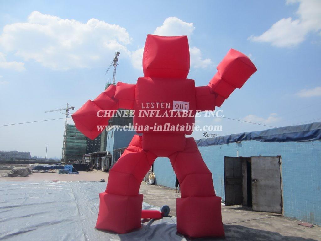 cartoon2-100 Inflatable Cartoons