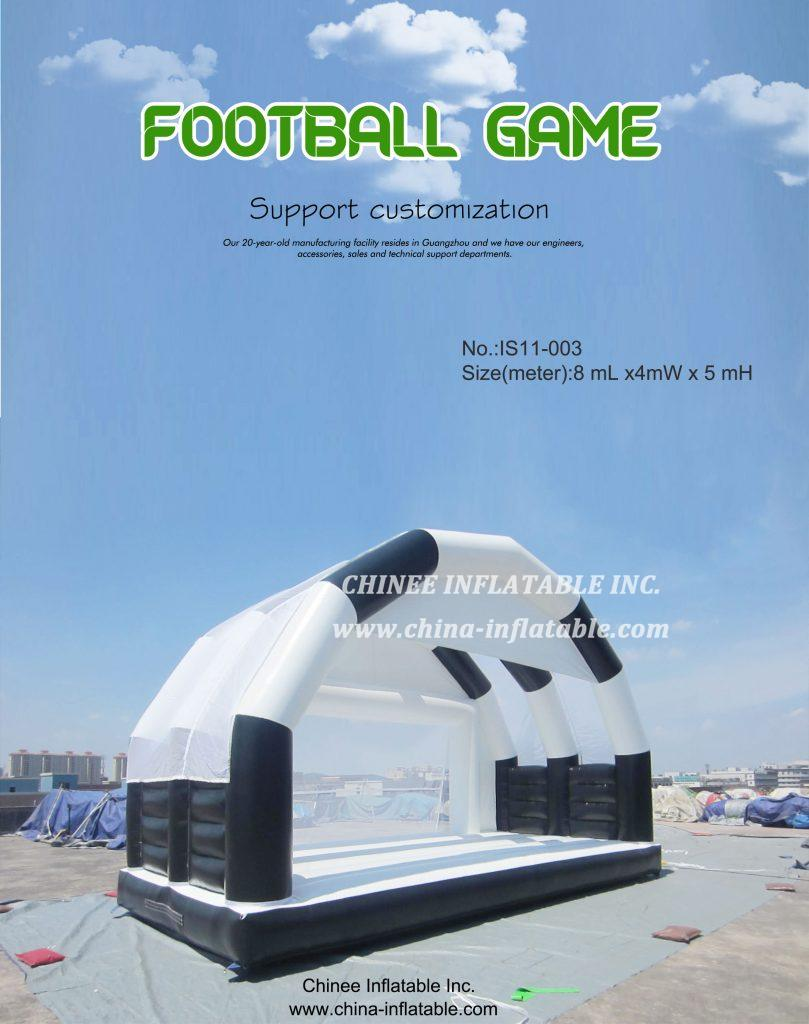 IS11-003 - Chinee Inflatable Inc.