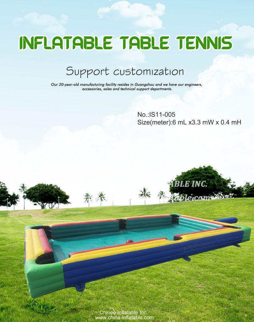 IS11-005 - Chinee Inflatable Inc.