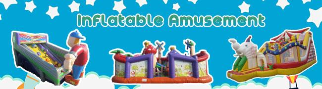 Inflatable Amusement