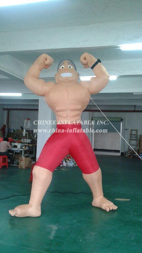 cartoon2-063 Inflatable Cartoons