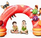 Arch2-023 Inflatable Arches