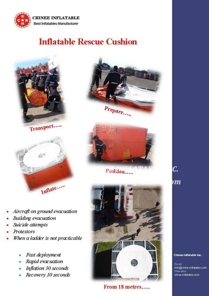 Rescue Cushion - Information Specifications_页面_1 - Chinee Inflatable Inc.