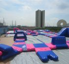 S16 Inflatable water park Aqua park Water Island from Chinee inflatables