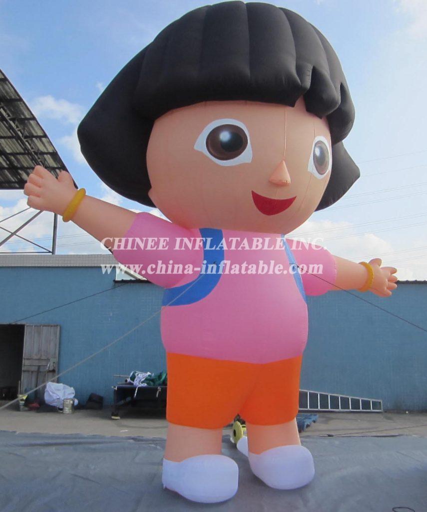 cartoon2-073 Inflatable Cartoons