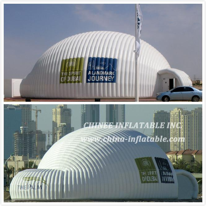 Spirit of Dubai - Chinee Inflatable Inc.