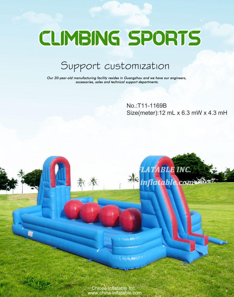 T11-1169B - Chinee Inflatable Inc.