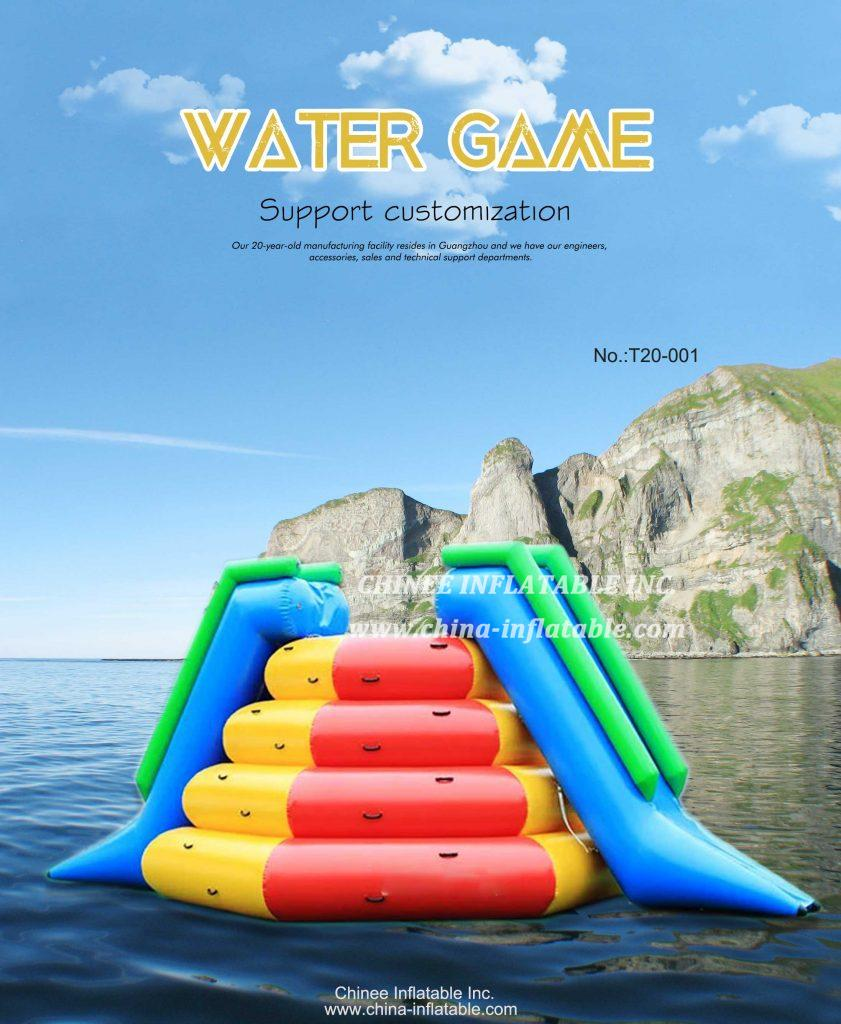 T20-001 - Chinee Inflatable Inc.
