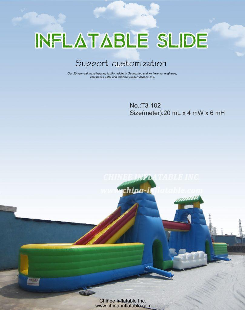 T3-102 - Chinee Inflatable Inc.