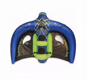 IB1-006 PVC inflatable flying manta ray