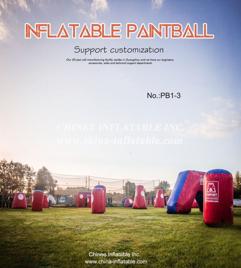 pb1-3 - Chinee Inflatable Inc.