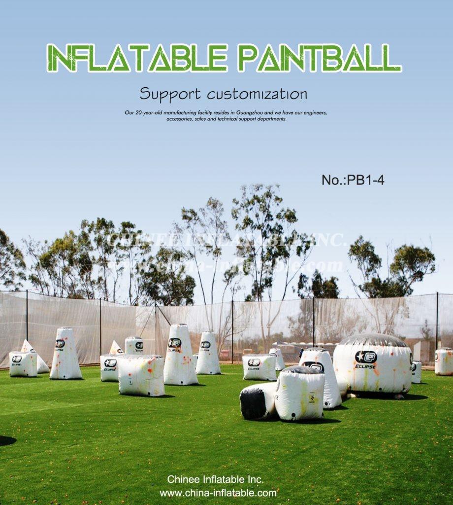 pb1-4 - Chinee Inflatable Inc.
