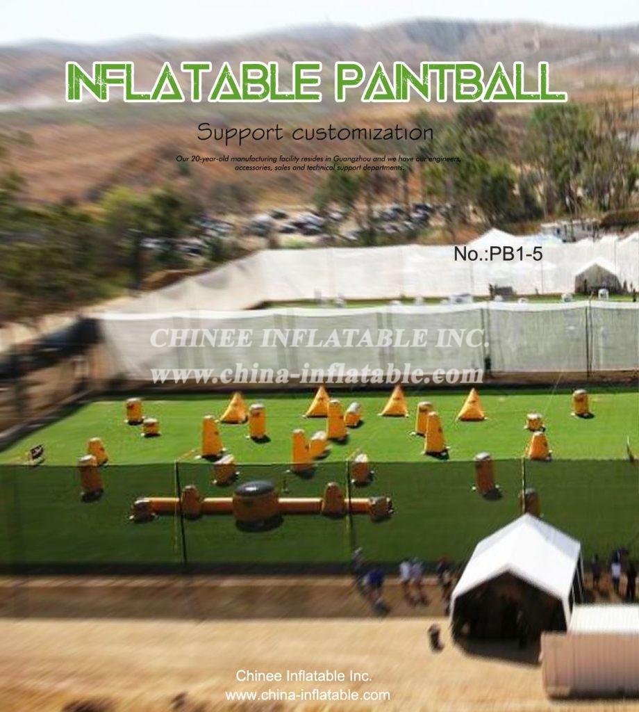 pb1-5 - Chinee Inflatable Inc.
