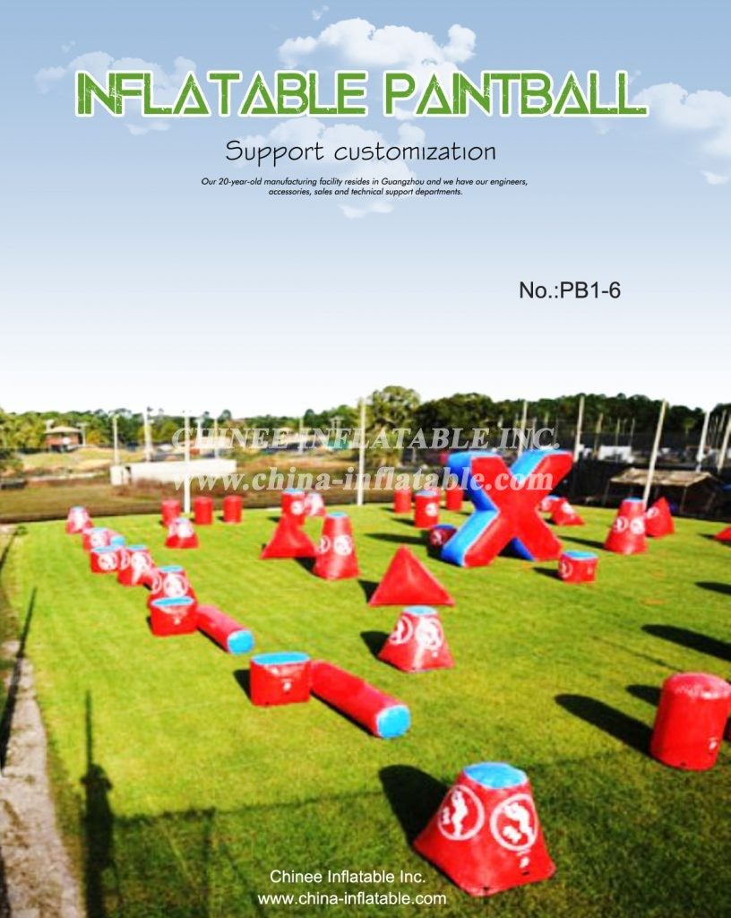 pb1-6 - Chinee Inflatable Inc.