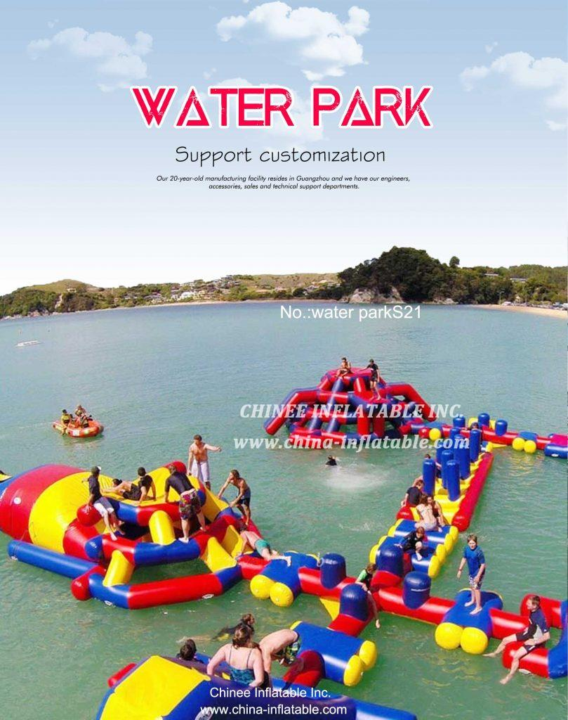 water21 - Chinee Inflatable Inc.