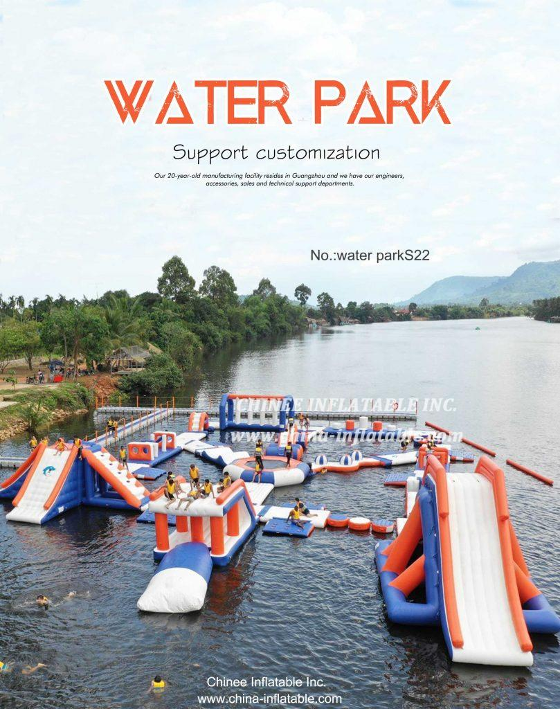 water22 - Chinee Inflatable Inc.