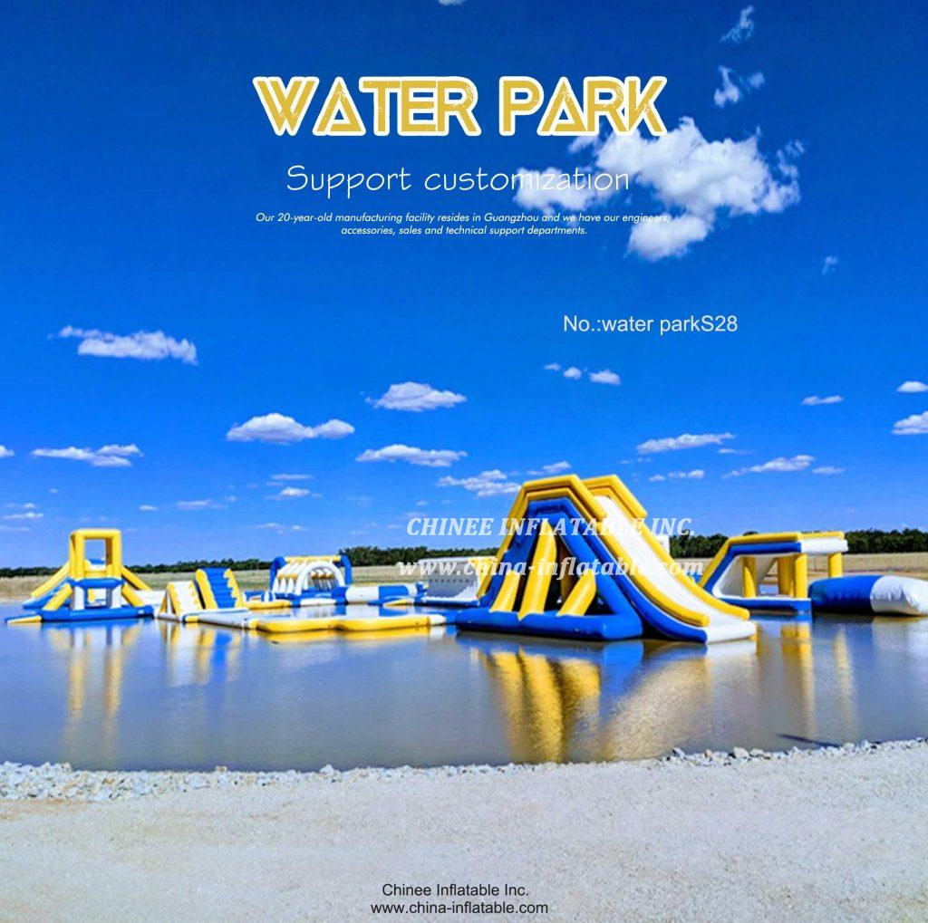 water28 - Chinee Inflatable Inc.