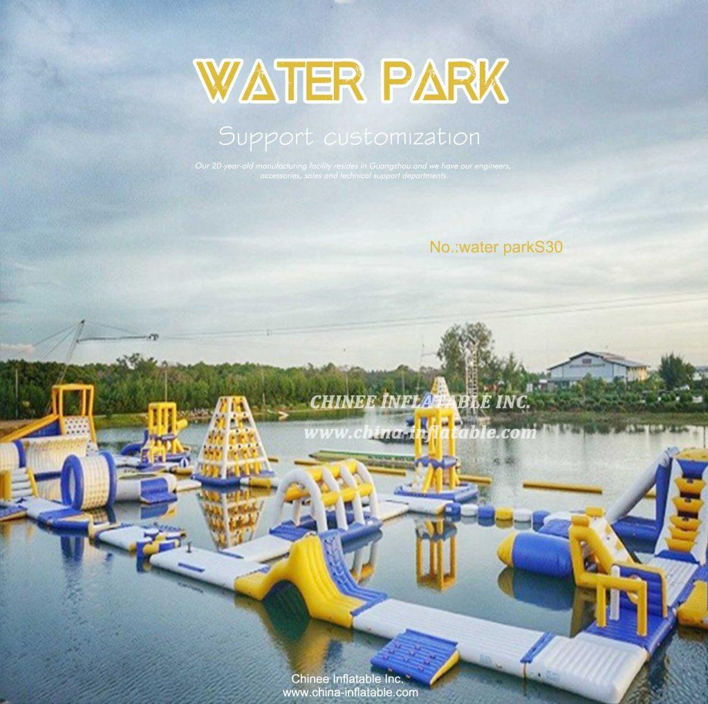 water30 - Chinee Inflatable Inc.
