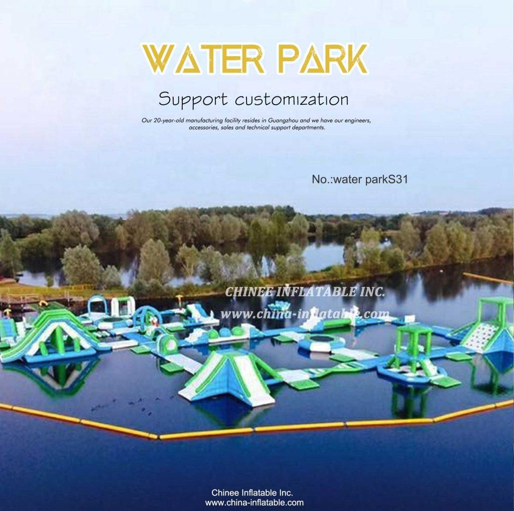 water31 - Chinee Inflatable Inc.