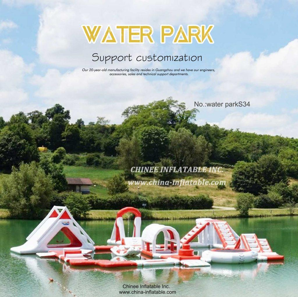 water34 - Chinee Inflatable Inc.