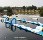 S35 Inflatable water park Aqua park Water Island from Chinee inflatables