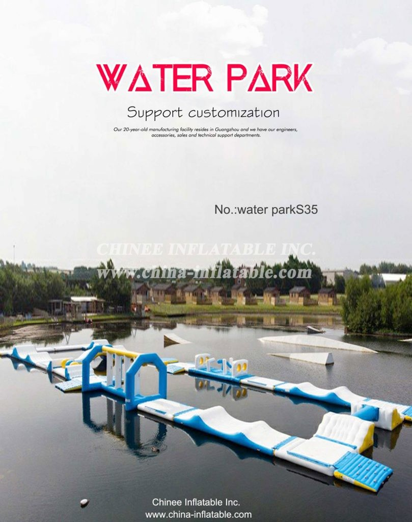 water35 - Chinee Inflatable Inc.