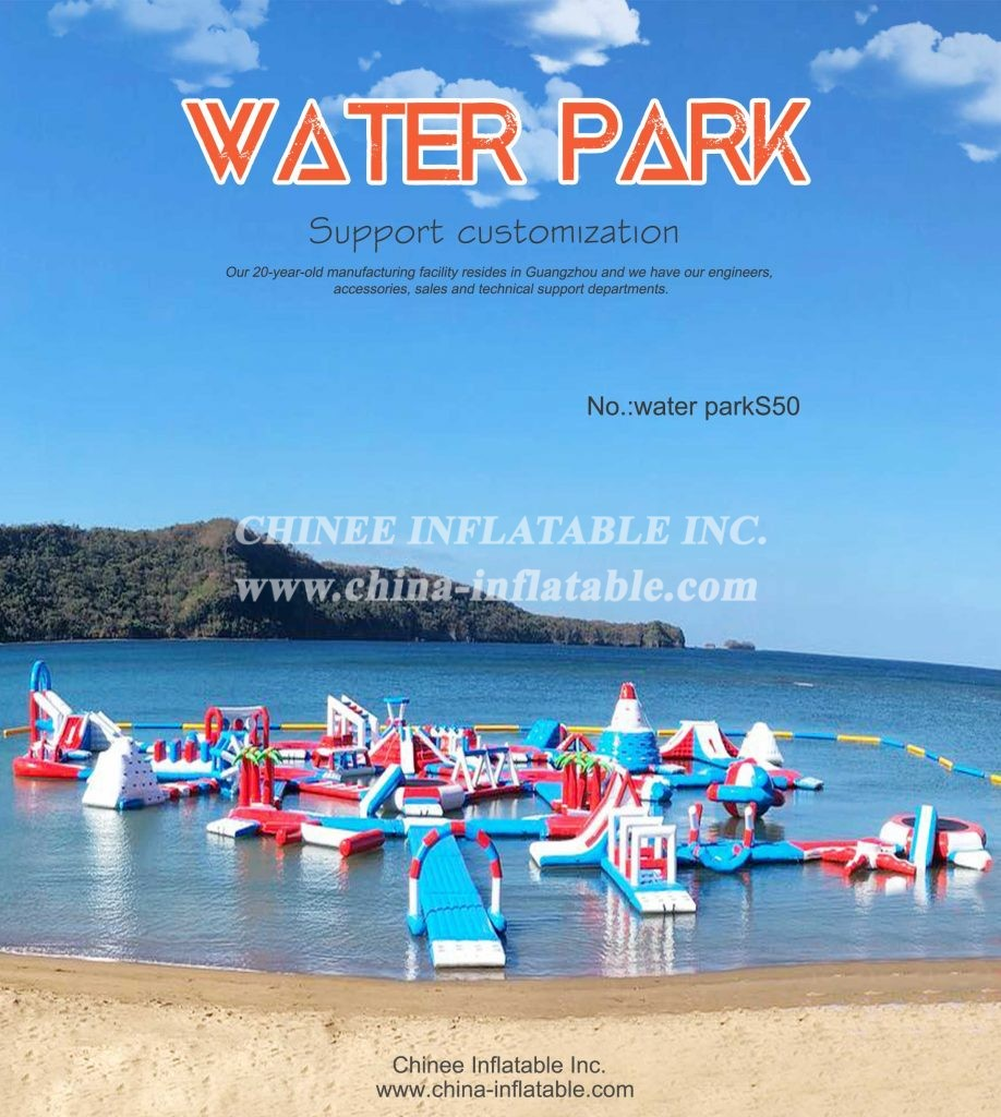 water50 - Chinee Inflatable Inc.