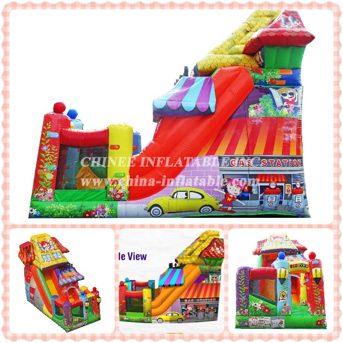 004 - Chinee Inflatable Inc.
