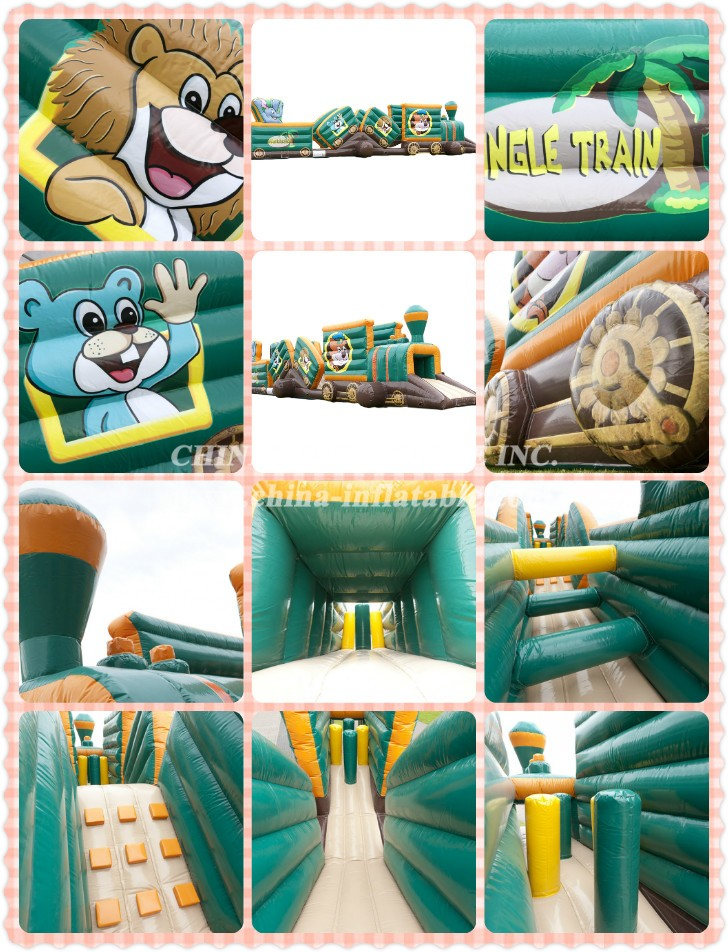 11 - Chinee Inflatable Inc.