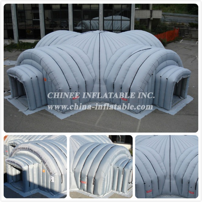 12 - Chinee Inflatable Inc.