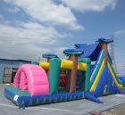 T7-266 Inflatable Slides