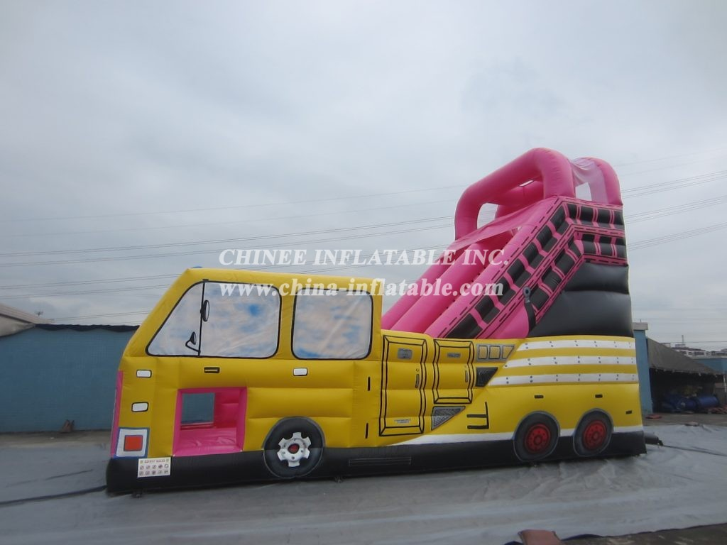 T8-457 inflatable car