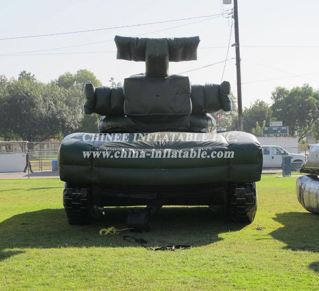 SI1-009 Inflatable 2K22 Tunguska (SA-19 Grison) Tank