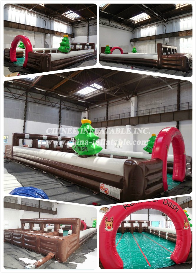 3 - Chinee Inflatable Inc.