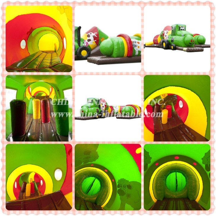 7 - Chinee Inflatable Inc.