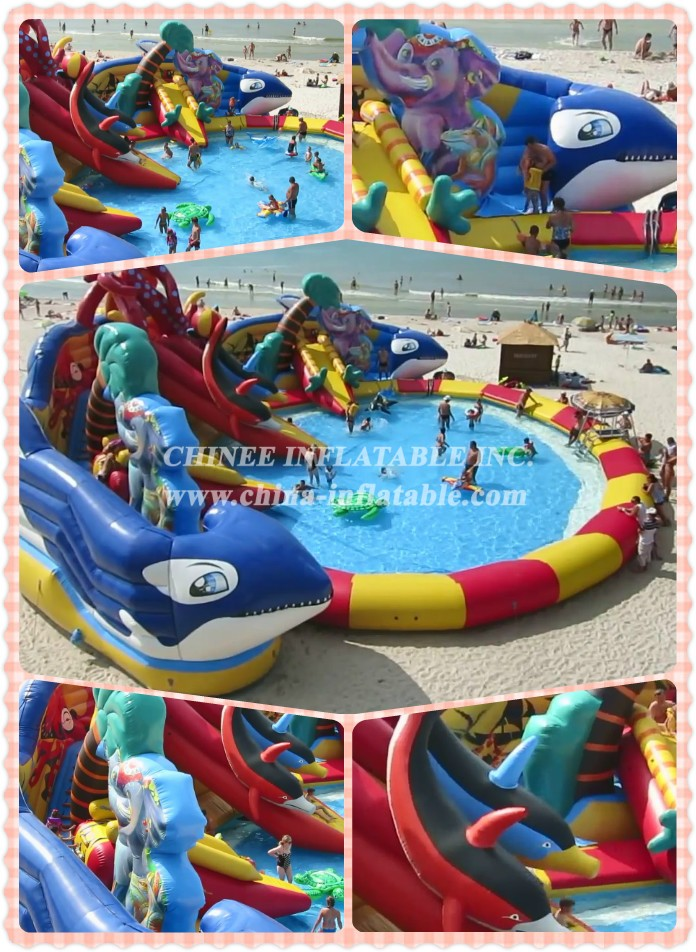 727 - Chinee Inflatable Inc.