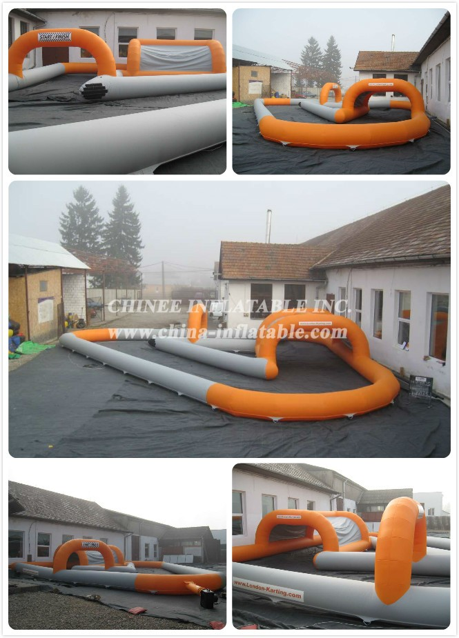 9 - Chinee Inflatable Inc.
