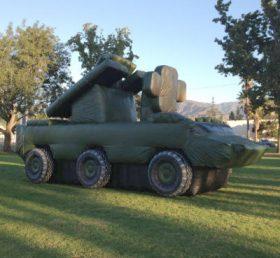 SI1-010 Inflatable 9K33 Osa (SA-18 Gecko) Vehicle