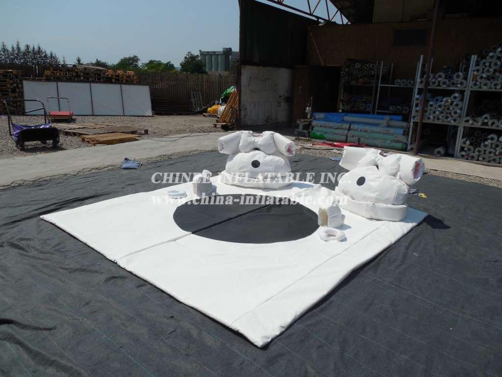 SS1-15 Snowman Sumo Set