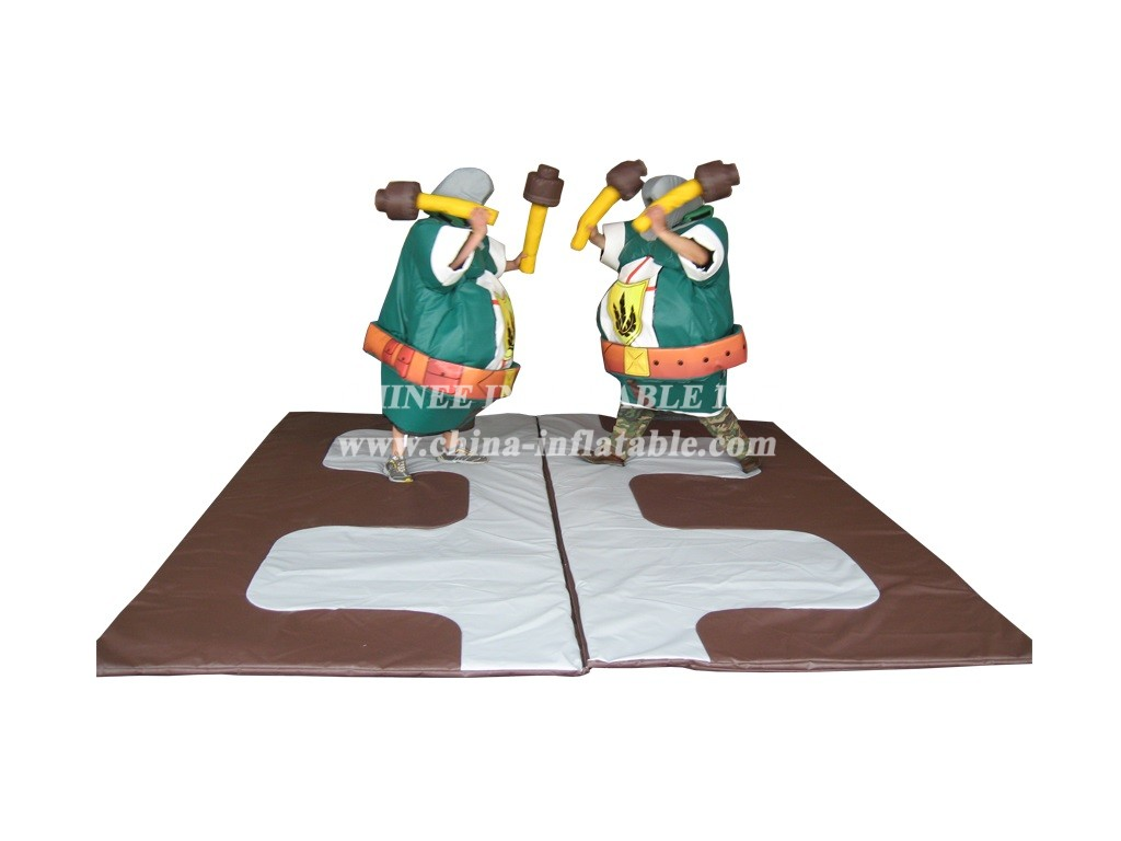 SS1-10 Adult Viking Warrior Sumo Set