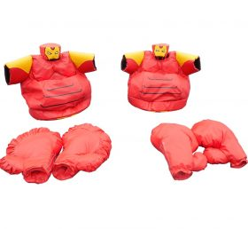 SS1-6 Adult Iron Warrior Sumo Set