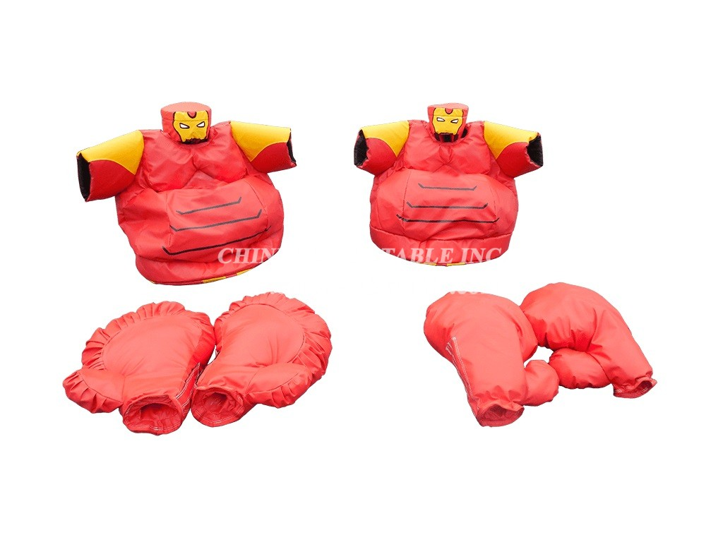 SS1-6 Adult Iron Warrior Sumo Set